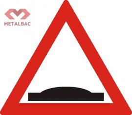 Denivelare pentru limitarea vitezei, A18