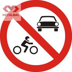 Accesul interzis autovehiculelor, C14