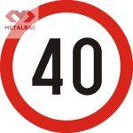 Limitare de viteză, C29