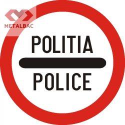 Control POLIȚIE, C34
